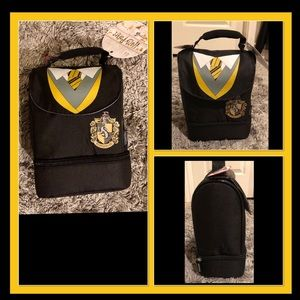 ⚡️NWT Harry Potter Hufflepuff lunchbox⚡️